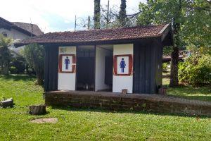 Banheiro - Lago Joaquina Rita Bier