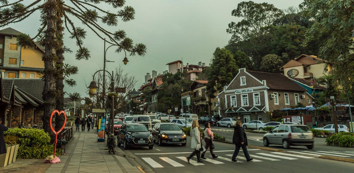 Trânsito Gramado-RS