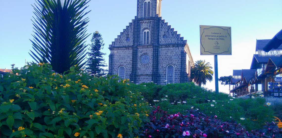 Igreja Matriz São Pedro - Gramado-RS