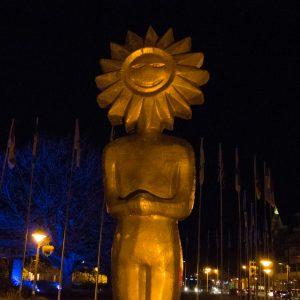 Monumento Kikito - Praça das Bandeiras