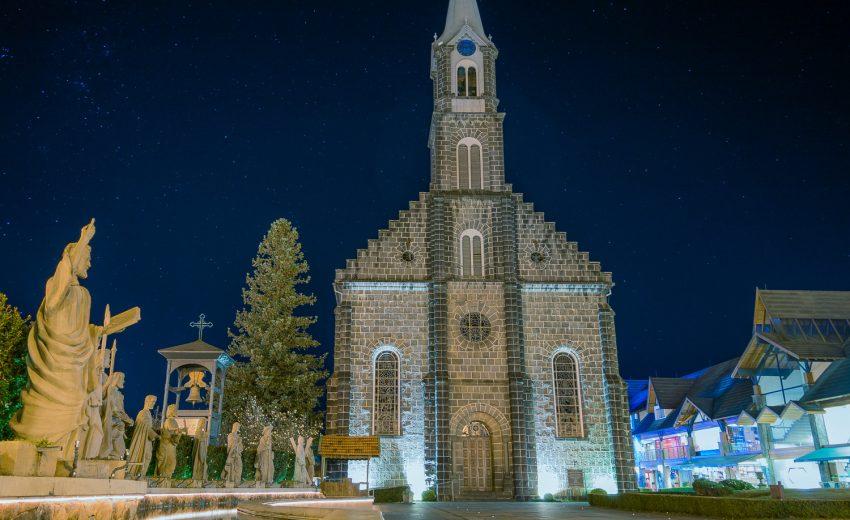 Igreja São Pedro - Gramado-RS