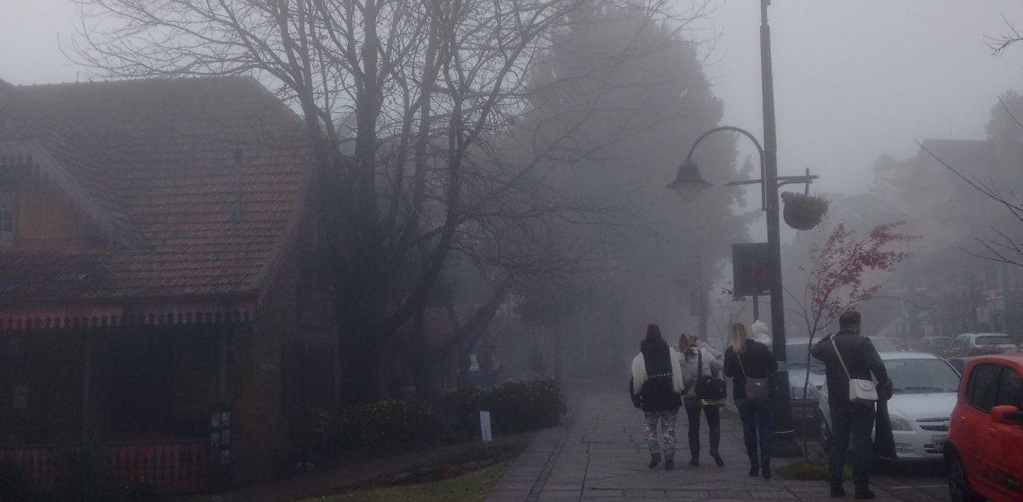 Neblina - Gramado-RS