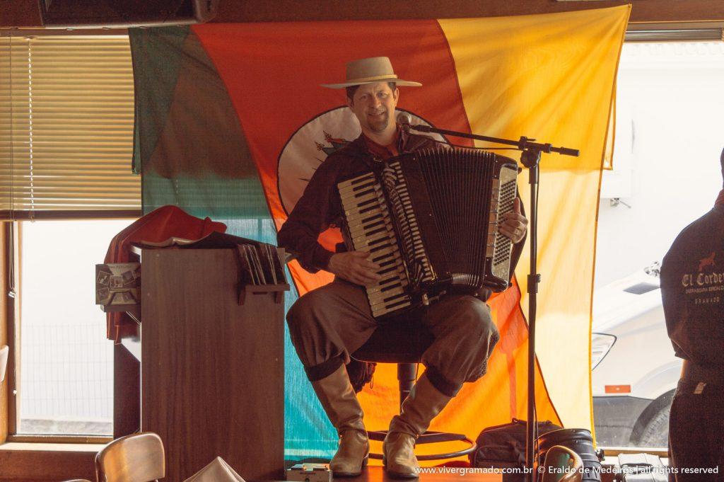 El Cordero Gramado - Música ao vivo