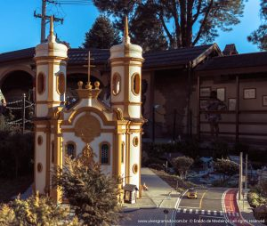 Igreja de São Francisco de Assis - Mini Mundo