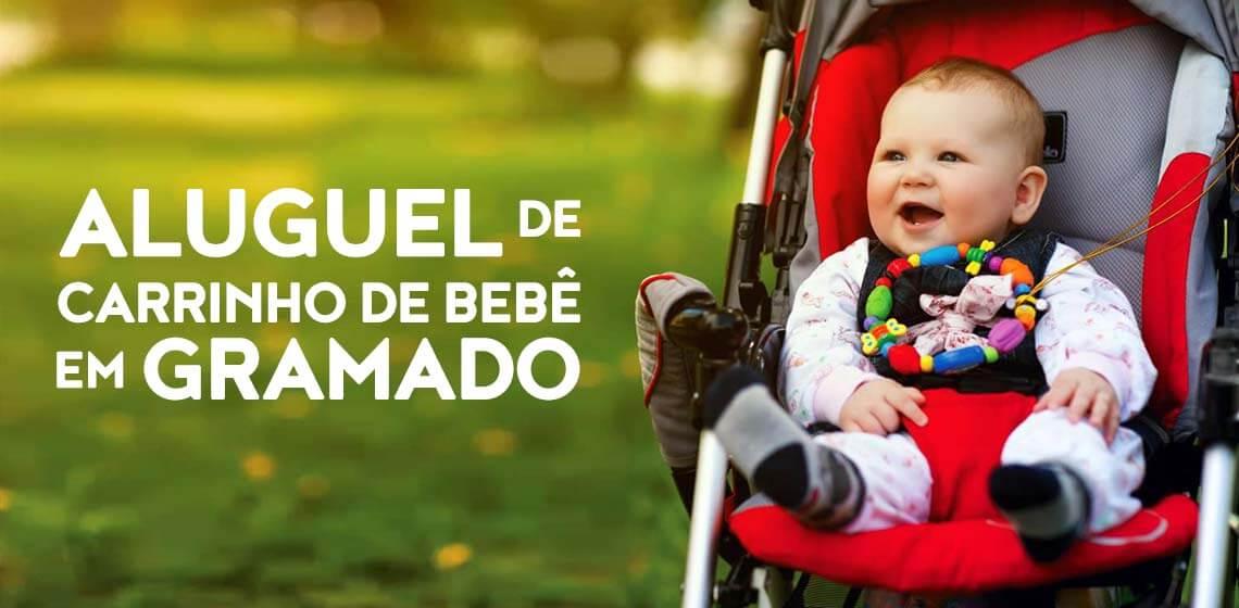 Aluguel de carrinho de bebê em Gramado