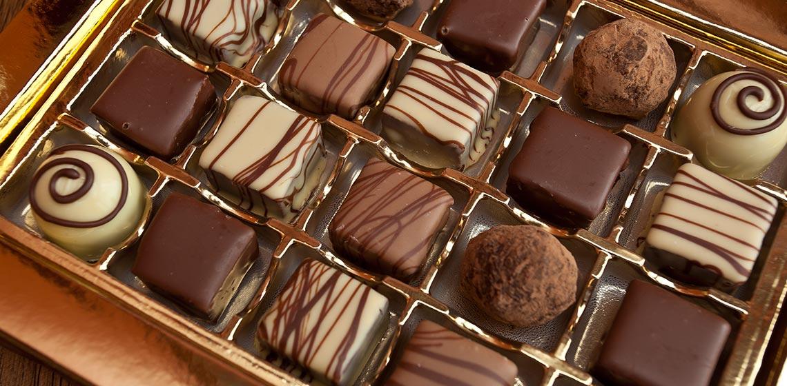 Chocolate Lugano de Gramado