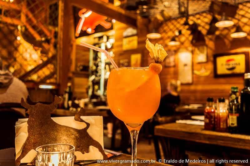 Drinque - Toro Gramado