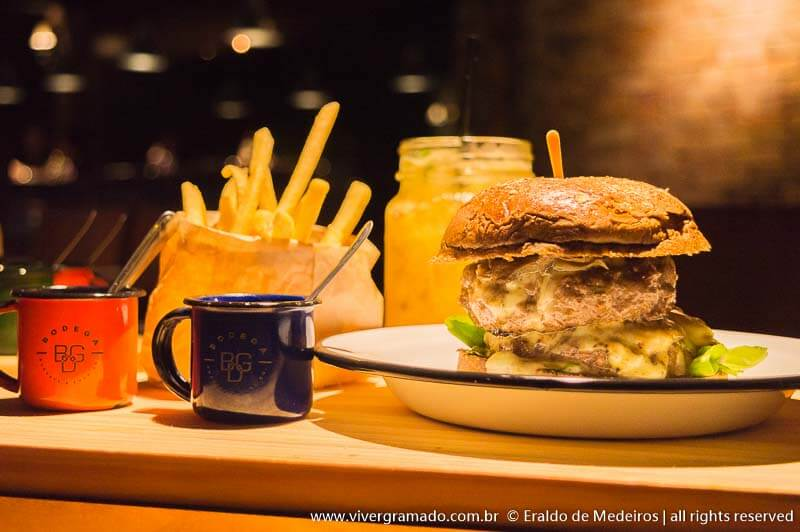 Hambúrguer Bodega Gramado